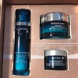 Lancôme Visionnaire Skincare Set